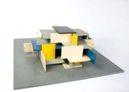 Single-family house: model