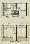 Blijdorp: floor plan dwelling