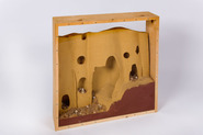 Study of a Cliff Face in Southern Mali: model