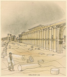 Travel sketches of Arthur Staal's Prix de Rome journey I