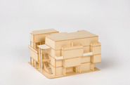 Westerdok Strip - Bickers' Island Housing: model
